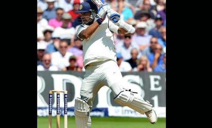 england vs. india scoreboard lunch 1st test