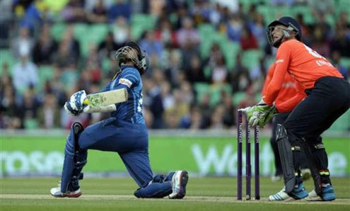 sri lanka beat england by 9 runs in t20