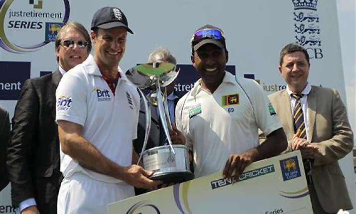 england beats sri lanka in 2nd test retains no. 1 test