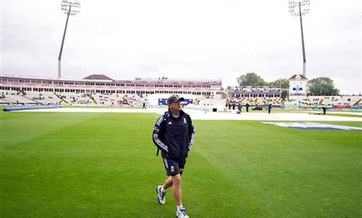 england west indies 1st day washed out at edgbaston