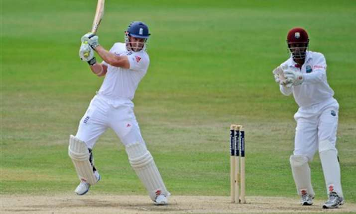 england draws 3rd test with west indies after rain