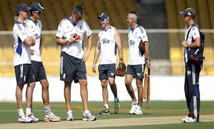 england faces test of spin on slow indian pitches