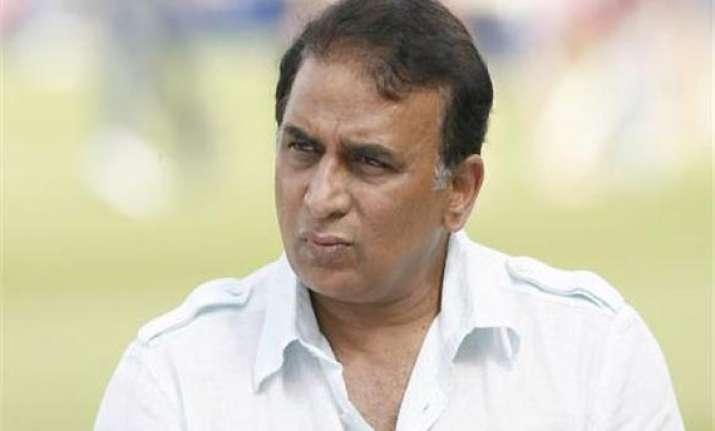 ensure that test cricket remain pinnacle gavaskar