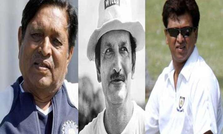 ex cricketers welcome gavaskar s elevation