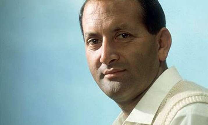 former england cricket star basil d oliveira dies