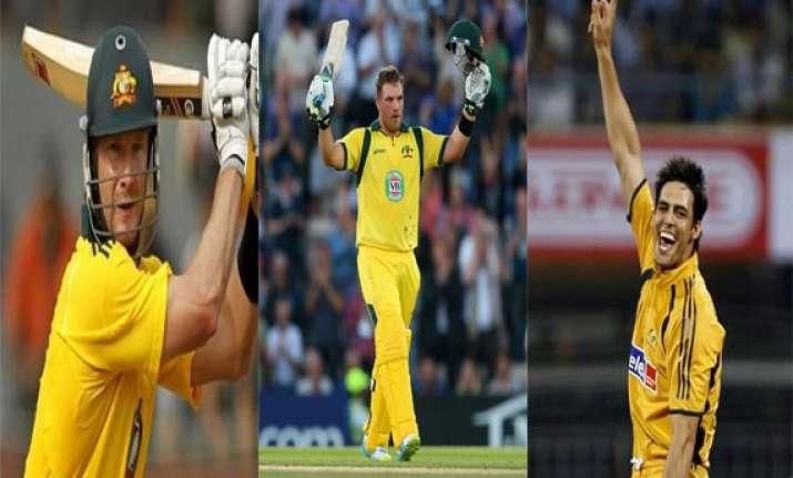 fantastic five of australian odi squad
