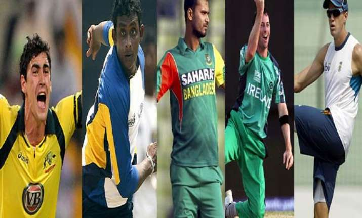 five most expensive bowlers in world t20 so far