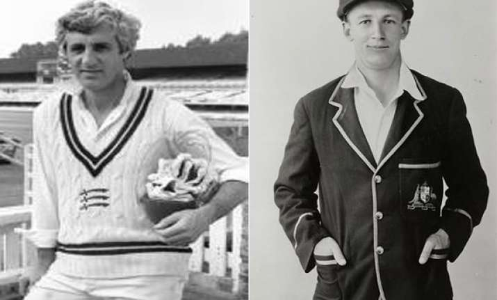former england captain brearley to give bradman oration