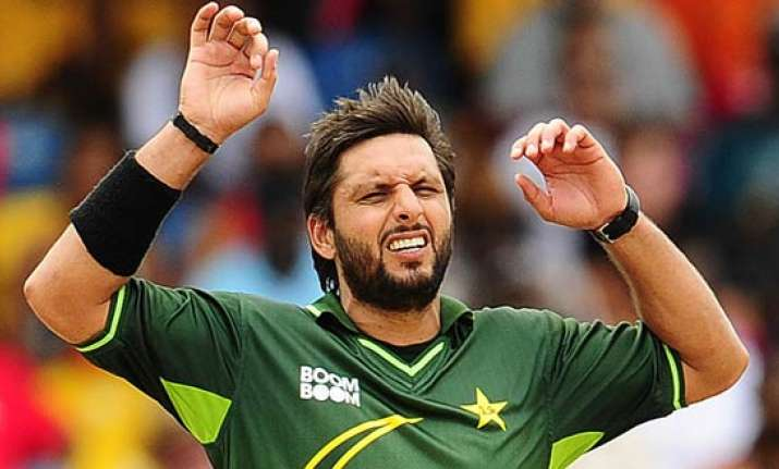 four member pcb committee to hear shahid afridi case