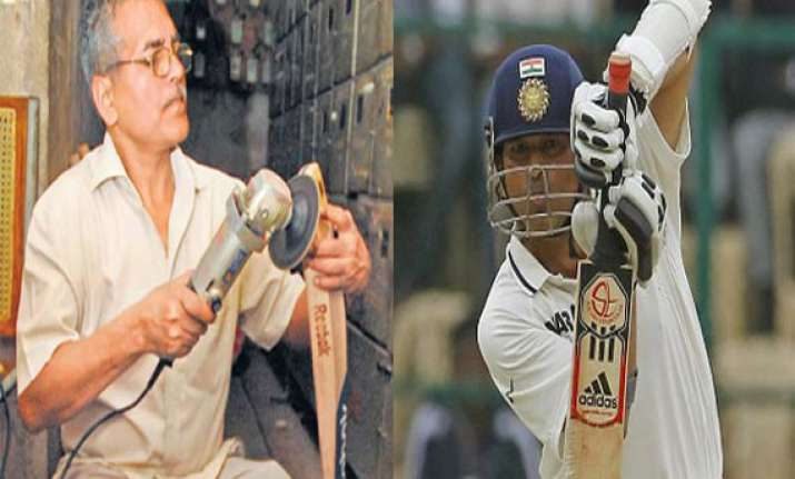 from bat man to great man sachin break lara s 400 test