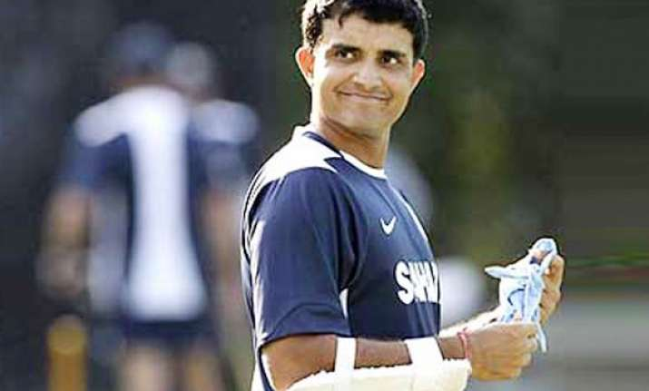 ganguly rules out retirement from competitive cricket