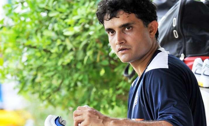 ganguly sees tough series against australia