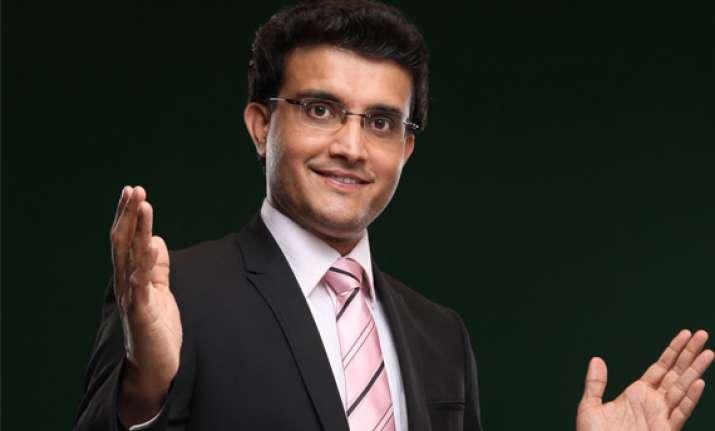 ganguly supports tendulkar s inclusion