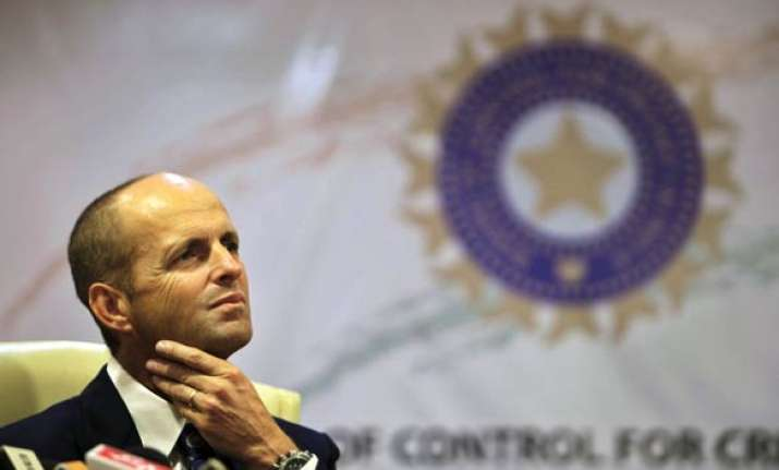 gary kirsten bids goodbye