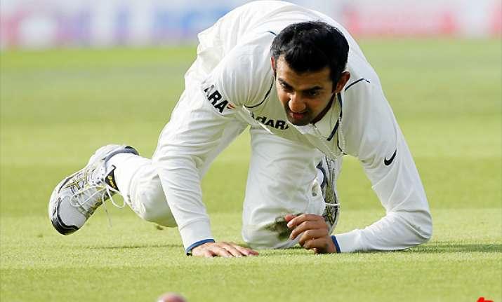 gautam gambhir likely to come back