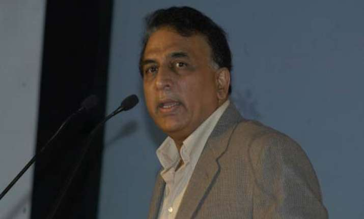 gavaskar denies discrimination in giving rr games to