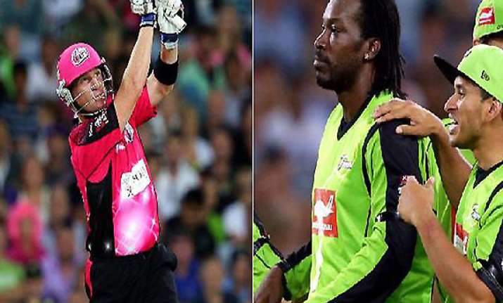 gayle bravo back league method to boost caribbean cricket
