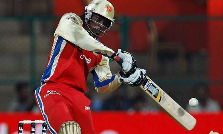 gayle knock was phenomenal says gilchrist
