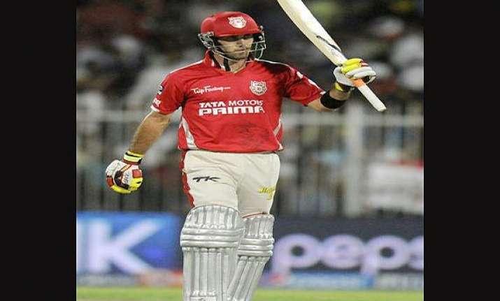 glenn maxwell the emerging destructive batsman of t20