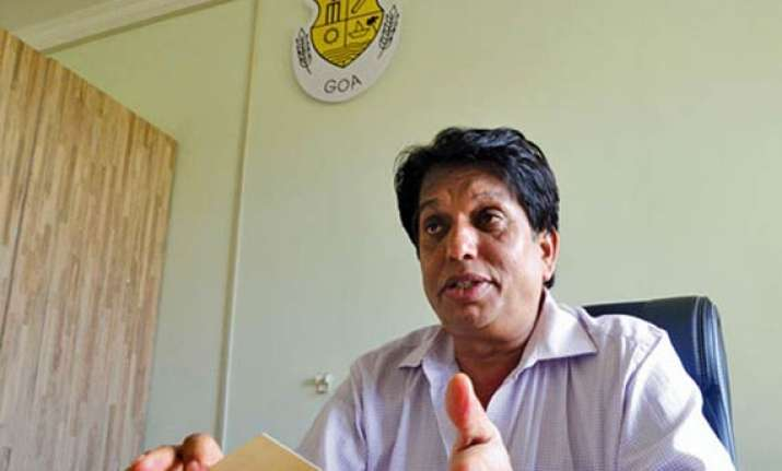 goa cricket association official asks its president to quit