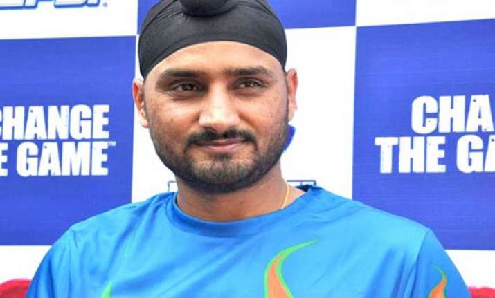 harbhajan singh to captain rest of india in irani cup