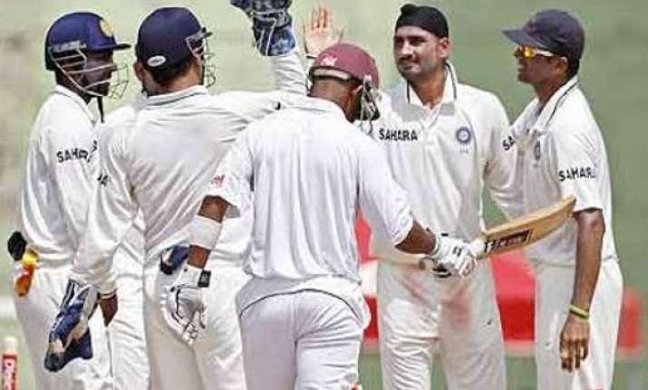 harbhajan bags his 400th test wicket