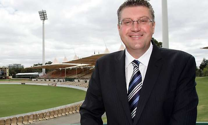 harnden appointed 2015 cricket world cup chief