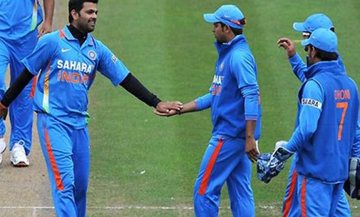 heavy rain puts india kent practice match in doubt
