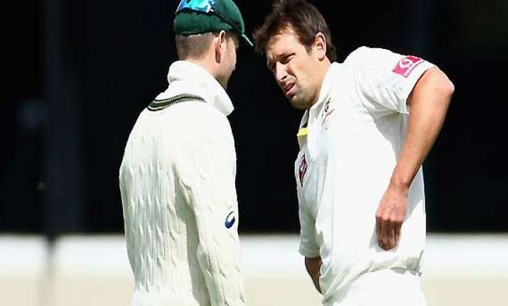 hilfenhaus out of boxing day test against sri lanka