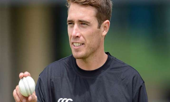 hoping to keep india winless on tour says tim southee