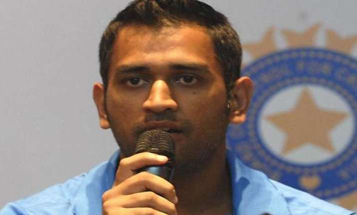 i am disappointed with both batting and bowling says dhoni