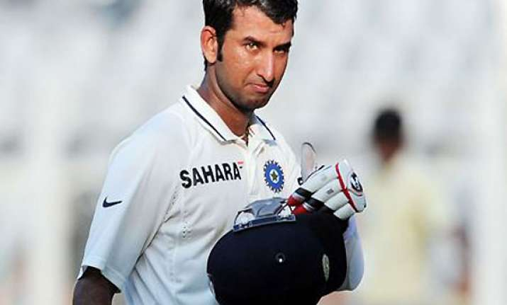 i got out at the wrong time pujara