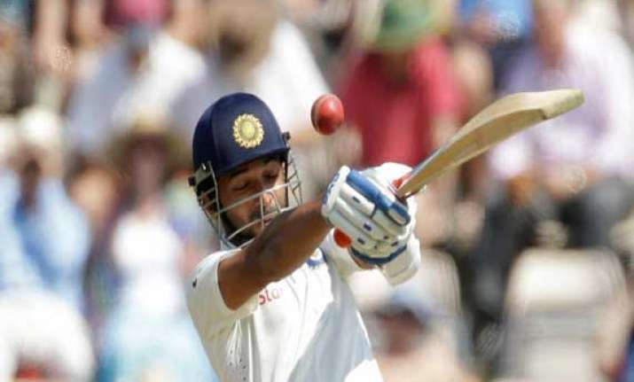 i was disappointed in the manner i got out rahane
