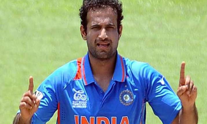 i will be soon playing for team india irfan