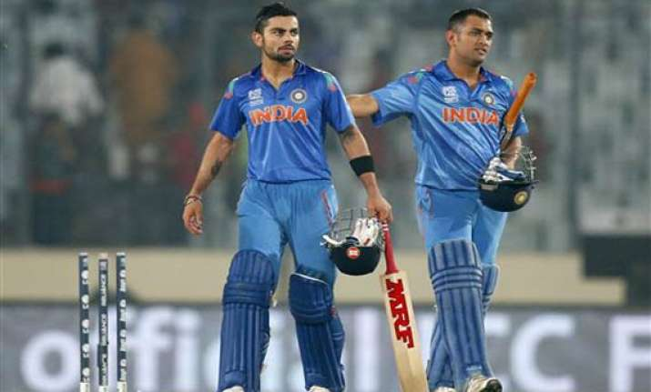 icc world t20 india win by 8 wickets seal semi final spot