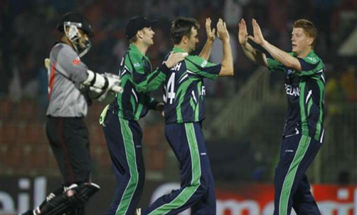 icc world t20 ireland records 2nd win in world t20