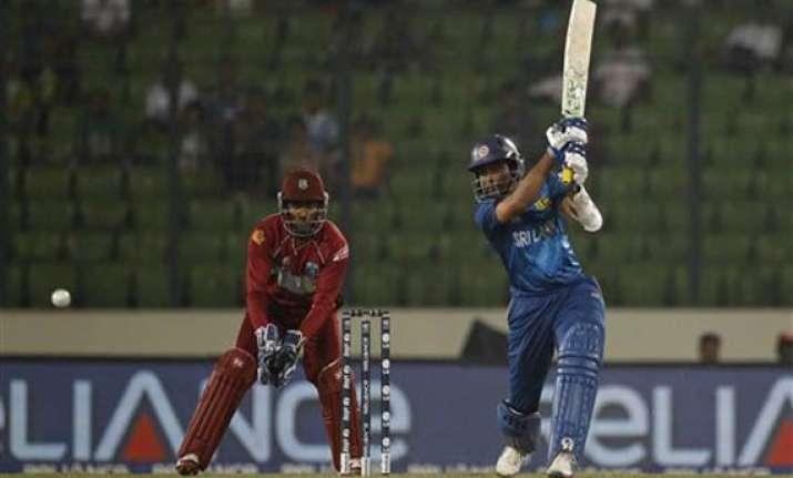 world t20 sri lanka vs west indies scoreboard