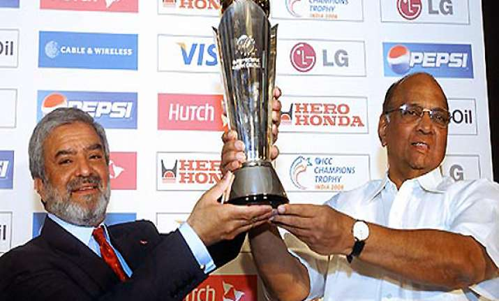 no icc champions trophy after 2013