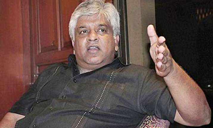 icc is under bcci s thumb says arjun ranatunga