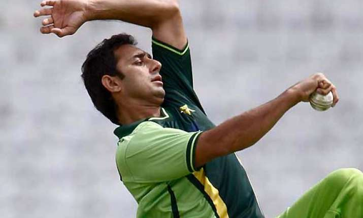 icc plays down india s concern says no issue with saeed