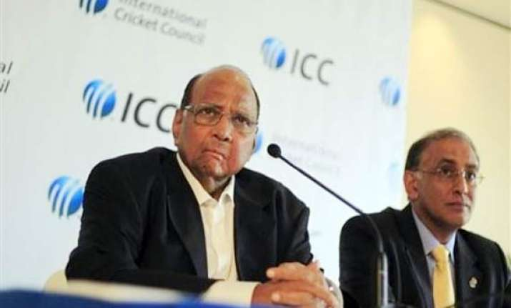 icc to reconsider 2015 world cup lineup