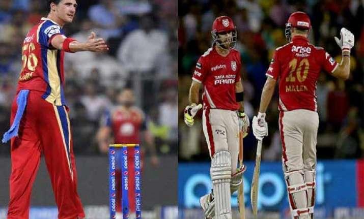 ipl 7 match 31 batsmen set for blitzkrieg as kings xi