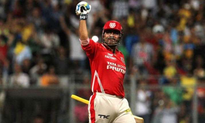 ipl 7 qualifier 2 sehwag s blistering ton sends punjab to