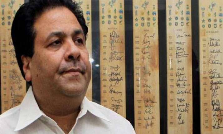 ipl6 cricket bosses meet kapil sibal want a strong law