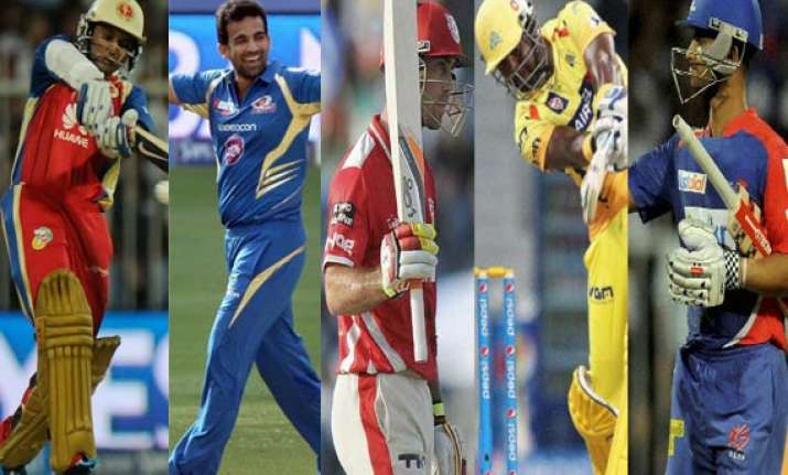 ipl 7 five players the former owners regret to lose
