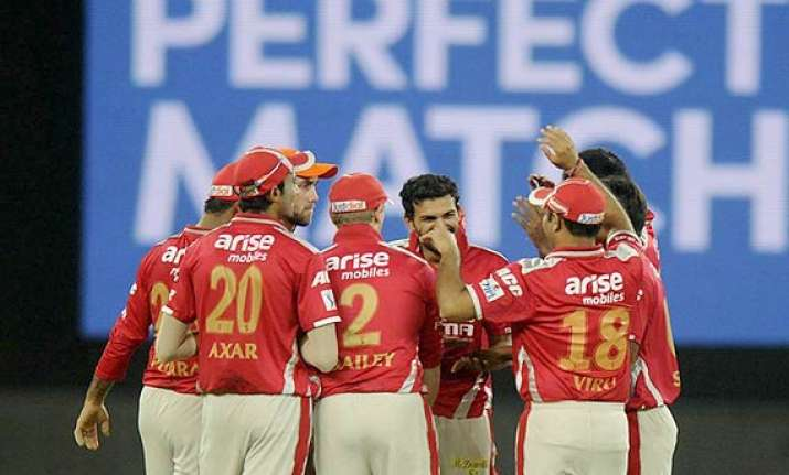 ipl 7 kings xi punjab the team with an unique record