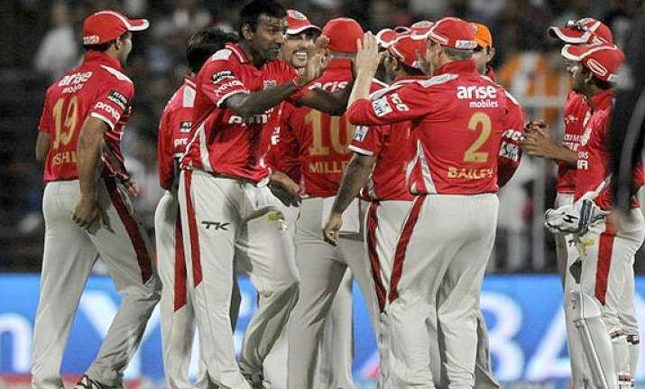ipl 7 kings xi punjab arrive for 2 ipl matches in cuttack