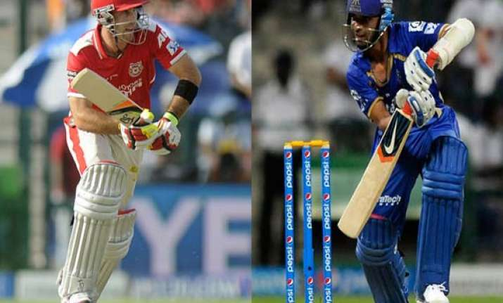 ipl 7 kings xi rajasthan eyeing to outsmart each other