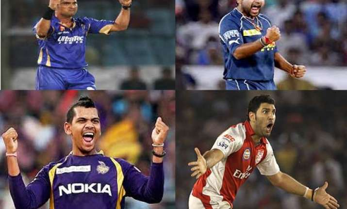 ipl 7 know the bowlers who took hat trick in ipl