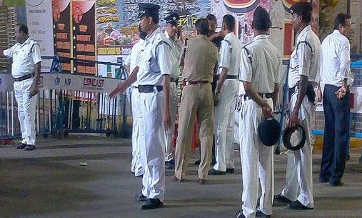 ipl 7 kolkata police raises security alarm over kkr tie